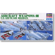 Aircraft Weapons III U.S Air To Air Missiles Set