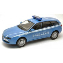 Alfa Romeo 159 SW Station Wagon Polizia by Mondo motors