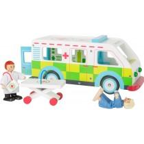Mondo tematico ambulanza