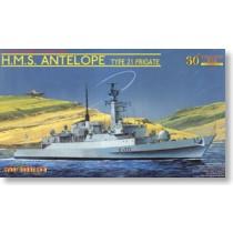 Royal Navy Frigate Class 21 Antelope