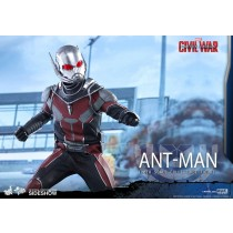 "Captain America 12"" Ant-Man CW"