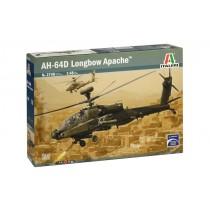 AH-64D Longbow Apache Italeri