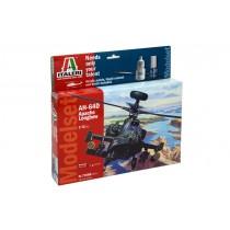 AH - 64 Apache model set