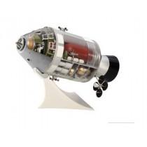 Apollo 11 Spacecraft with Inteior