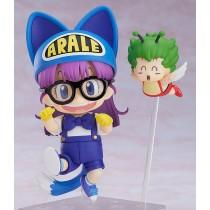Arale Cat Ears Ver & Gatchan Nendoroid