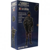 Armor Action figure Euro Force