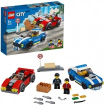 Lego City 60242 Arresto su strada della polizia