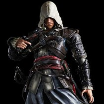 Assassin`s Creed IV Black Glag Play Arts Kai Edward by Square Enix
