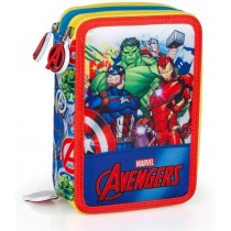 Astuccio Scuola The Avengers Marvel