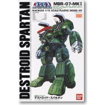 Attack Destroid Spartan