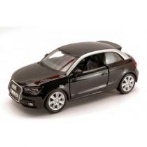 Audi A1 2010 Black by Burago