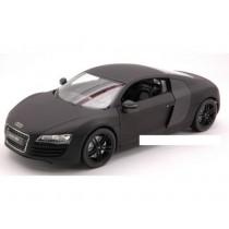 Audi R 8 2007 Matt Black by Welly