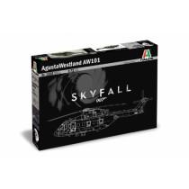 AgustaWestland AW - 101 ''SKYFALL'' 007 movie