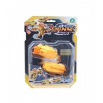 Supercar trasformabili Giochi Preziosi Yellow