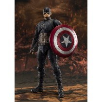 Avengers Endgame Cap America Final B SHF
