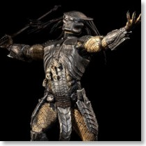 AVP Scar Predator Statue