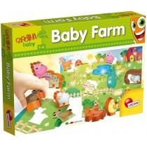 Baby Farm Puzzle Lisciani
