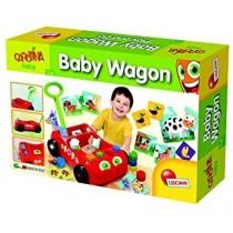 Baby Wagon Games'kit Lisciani