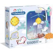 Baby Clementoni Giostrina dolci nuvole - Japan style Toyslandia