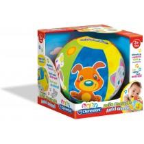 Baby Clementoni Palla Musicale Amici Animali - Japan style Toyslandia