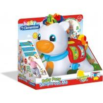 Baby Clementoni Baby Pony - Japan style & Toyslandia