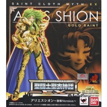 Saint Cloth Myth EX Aries Sion -Holy War Version-