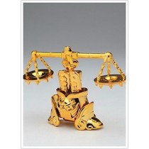 Bandai Saint Seiya Gold Cloth object Saint Seiya Myth Cloth APPENDIX / Appendix Masami Kurumada Libra