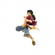 Figurine One Piece - Monkey D Luffy World Colosseum Special