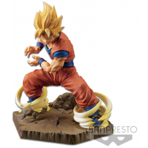 Banpresto Absolute Perfection Figure Son Goku
