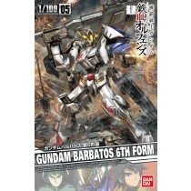 Gundam Barbatos 6th Form
