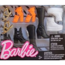 Barbie Fashion Accessory Shoes