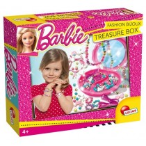 Barbie Fashion Bijoux treasure box Lisciani