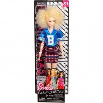Barbie Fashionistas Varsity Plaiditude