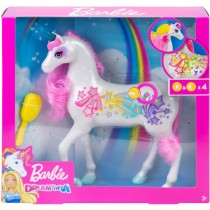 Barbie Dreamtopia Unicorno Pettina & Brilla Mattel