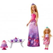 Barbie Mattel Dreamtopia Princess e Chelsea