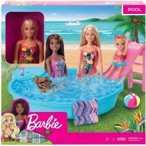 Barbie  Mattel Piscina Playset