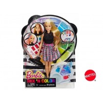 Barbie mix colour Mattel