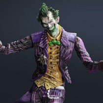 Batman Arkham City Play Arts Kai Joker by Square Enix