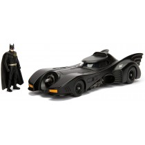 Batman & Batmobile
