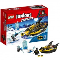 Batman contro Mr. Freeze Junior