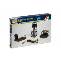Battelfield Buildings Italeri