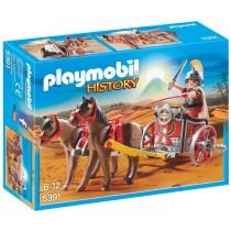 History Biga Romana Playmobil