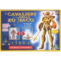 Cavalieri dello zodiaco Libra Giochi Preziosi