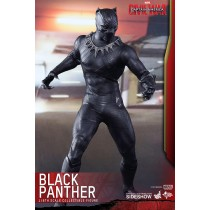 Captain America Black Panther CW