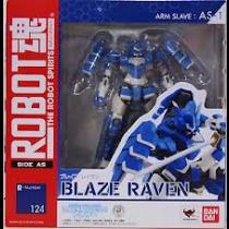 Robot Spirits Blaze Raven AS-1 FMP R124