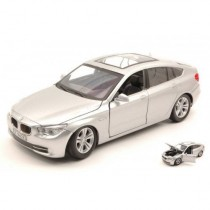 Bmw 550i Gt Series 2010 Silver by Motormax