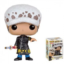 ONE PIECE - POP Vinyl 101 Trafalgar Law