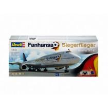Boeing 747-8 Fanhansa Siegerflieger incl. Accessories - Ltd edt.