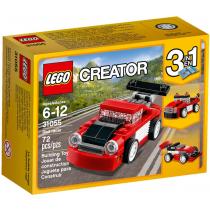 Creator Bolide rosso Lego