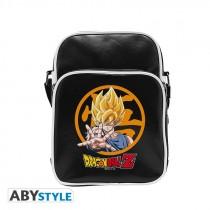 """DRAGON BALL - Messenger Bag """"DBZ/ Goku"""" - Vinyl Small Size - Hook"""
